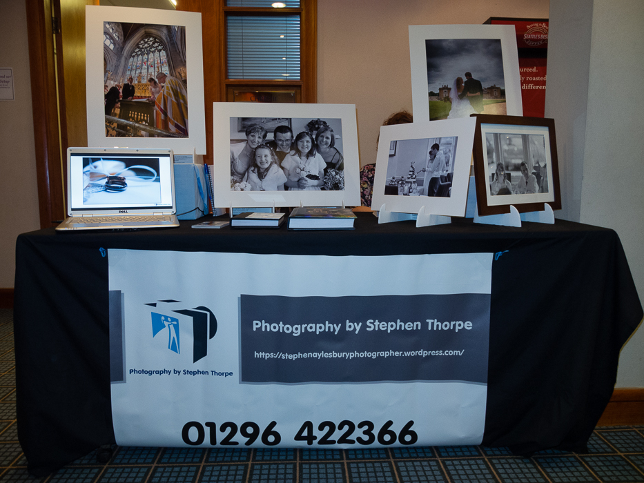 Wedding Show Aylesbury Holiday Inn February 2013