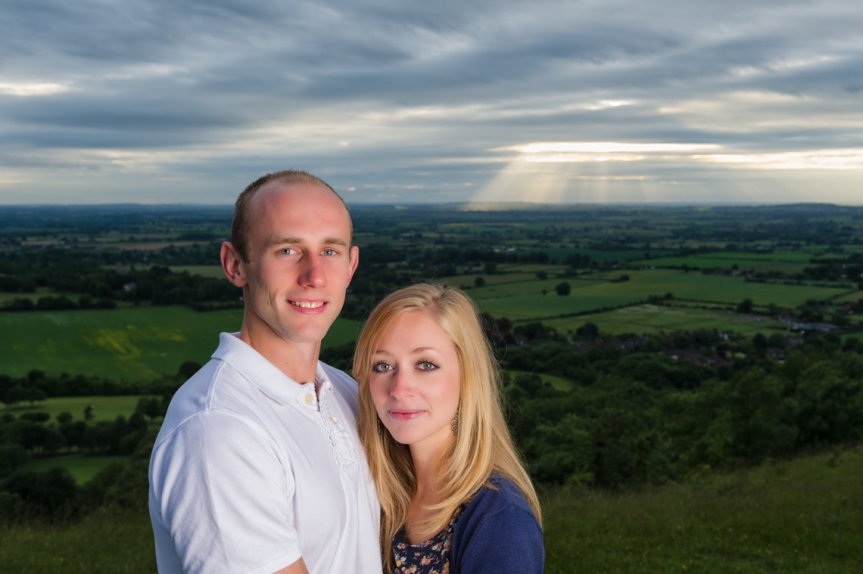 Engagement Shoot @ Coombe Hill